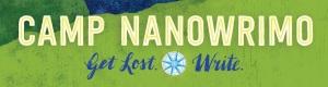 camp nano july