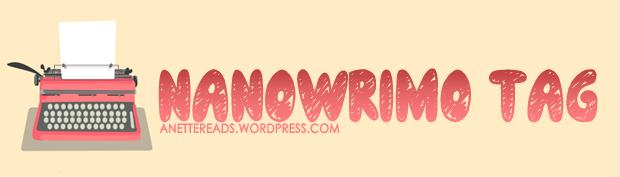 nanowrimo tag